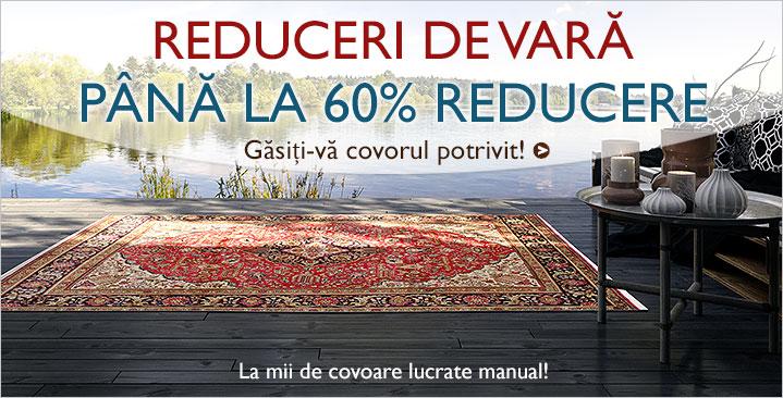 Reduceri de vară de 30-60%