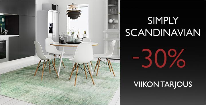 Simply Scandinavian -30%