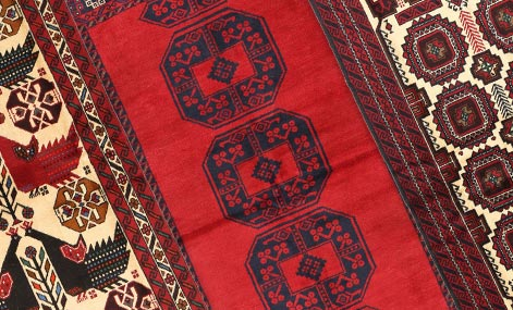 Selected Baluch carpets - 25%