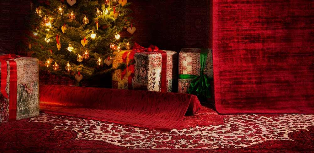 Röda mattan till jul