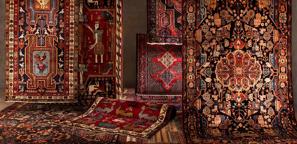Nomadic and village carpets