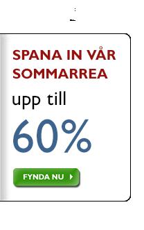 Sommarrea 30-60%