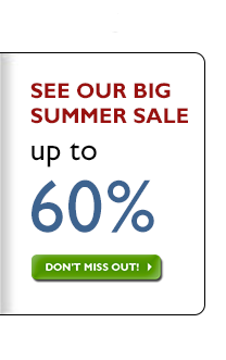 Summer sale 30-60% off
