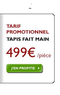 Assortiment de tapis faits main, 499 € quel que soit le prix d'origine!