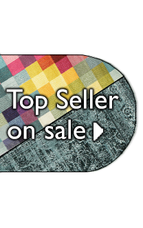 99€ / 149€ / 199€ on our best-seller rugs