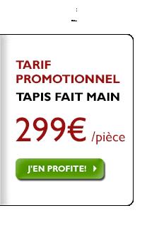 Assortiment de tapis faits main, 299 € quel que soit le prix d'origine!