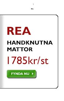 Handknutna mattor 1785 kr, oavsett tidigare pris!