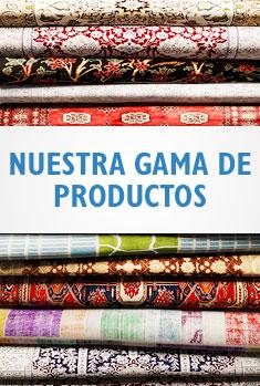 Nuestra gama de productos
