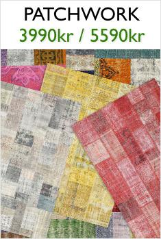 Patchwork 3990 kr / 5590 kr